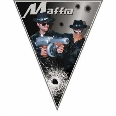 Maffia vlaggenlijn 5 meter