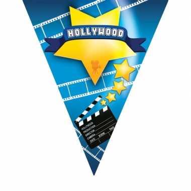 Vlaggenlijn hollywood 5 meter